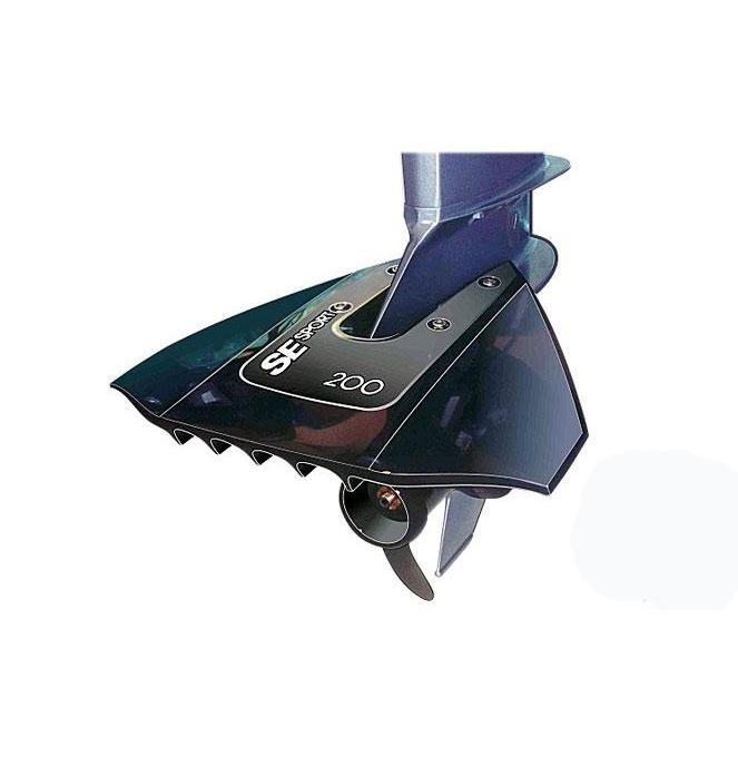 гидрокрыло на подвесной лодочный мотор